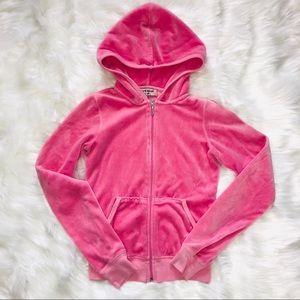 Juicy Velour Sweat Coat